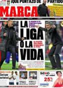 Portada diario Marca del 10 de Abril de 2012