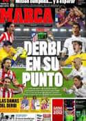 Portada diario Marca del 11 de Abril de 2012