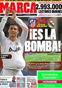 Portada diario Marca del 12 de Abril de 2012