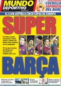 Portada Mundo Deportivo del 12 de Abril de 2012