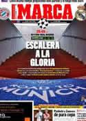 Portada diario Marca del 17 de Abril de 2012