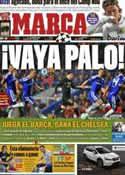 Portada diario Marca del 19 de Abril de 2012