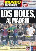 Portada Mundo Deportivo del 20 de Abril de 2012