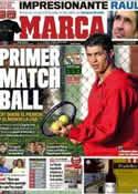Portada diario Marca del 29 de Abril de 2012
