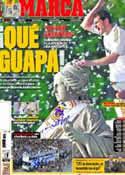 Portada diario Marca del 4 de Mayo de 2012