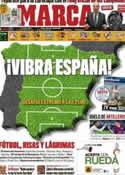 Portada diario Marca del 5 de Mayo de 2012