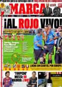 Portada diario Marca del 6 de Mayo de 2012