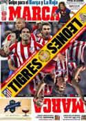 Portada diario Marca del 9 de Mayo de 2012