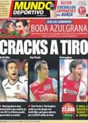 Portada Mundo Deportivo del 12 de Mayo de 2012