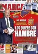 Portada diario Marca del 18 de Mayo de 2012