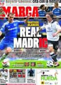 Portada diario Marca del 19 de Mayo de 2012