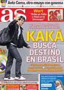 Portada diario AS del 30 de Mayo de 2012