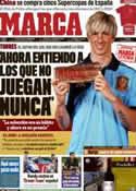 Portada diario Marca del 2 de Junio de 2012