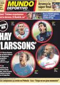 Portada Mundo Deportivo del 6 de Junio de 2012