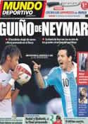 Portada Mundo Deportivo del 9 de Junio de 2012
