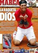 Portada diario Marca del 12 de Junio de 2012
