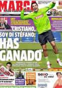 Portada diario Marca del 13 de Junio de 2012