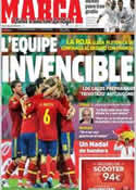 Portada diario Marca del 21 de Junio de 2012