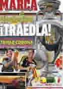 Portada diario Marca del 1 de Julio de 2012