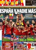 Portada diario Marca del 2 de Julio de 2012
