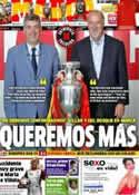 Portada diario Marca del 4 de Julio de 2012
