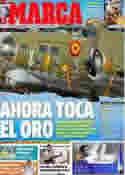 Portada diario Marca del 6 de Julio de 2012