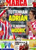 Portada diario Marca del 12 de Julio de 2012
