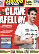 Portada Mundo Deportivo del 12 de Julio de 2012