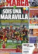 Portada diario Marca del 16 de Julio de 2012