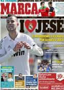 Portada diario Marca del 17 de Julio de 2012