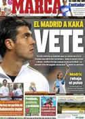 Portada diario Marca del 24 de Julio de 2012