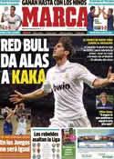 Portada diario Marca del 25 de Julio de 2012