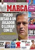Portada diario Marca del 1 de Agosto de 2012