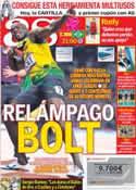Portada diario AS del 6 de Agosto de 2012