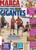 Portada diario Marca del 12 de Agosto de 2012
