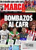 Portada diario Marca del 16 de Agosto de 2012