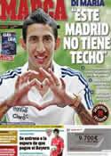 Portada diario Marca del 17 de Agosto de 2012