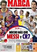 Portada diario Marca del 23 de Agosto de 2012