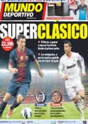 Portada Mundo Deportivo del 23 de Agosto de 2012