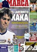 Portada diario Marca del 25 de Agosto de 2012
