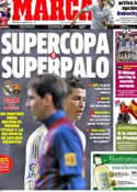 Portada diario Marca del 29 de Agosto de 2012