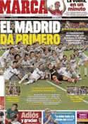 Portada diario Marca del 30 de Agosto de 2012
