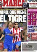Portada diario Marca del 31 de Agosto de 2012