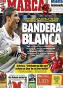 Portada diario Marca del 13 de Septiembre de 2012