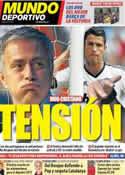 Portada Mundo Deportivo del 14 de Septiembre de 2012