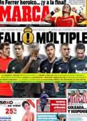 Portada diario Marca del 17 de Septiembre de 2012