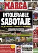 Portada diario Marca del 24 de Septiembre de 2012
