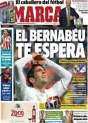 Portada diario Marca del 26 de Septiembre de 2012