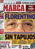 Portada diario Marca del 29 de Septiembre de 2012