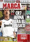 Portada diario Marca del 1 de Octubre de 2012